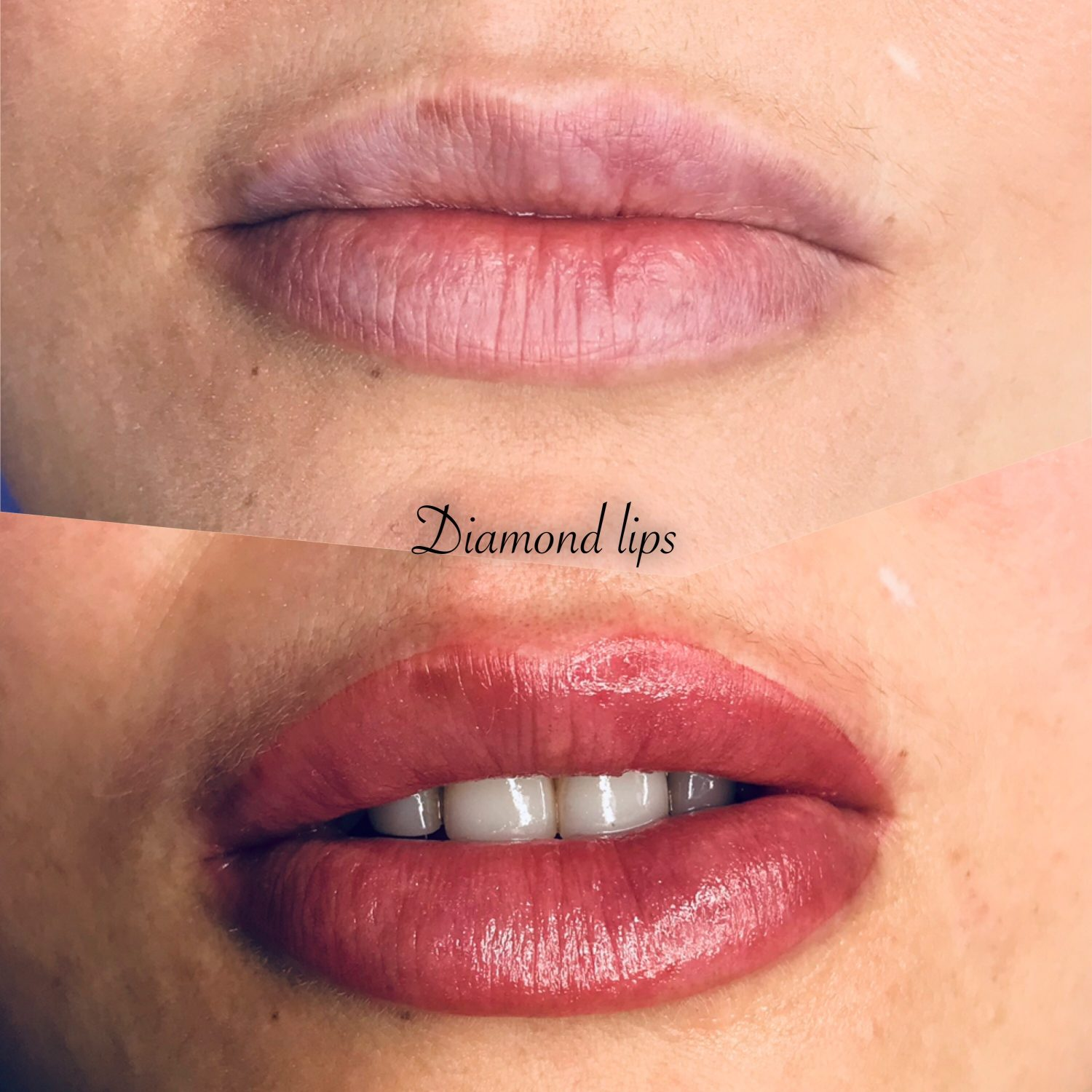 diamond lips pmu