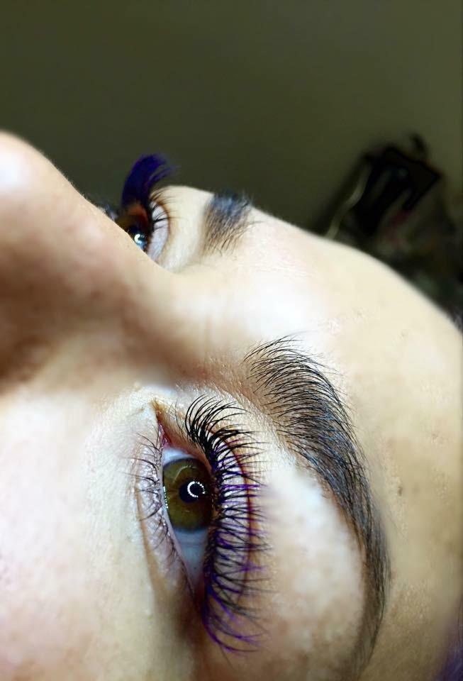 smukke lange single eyelash