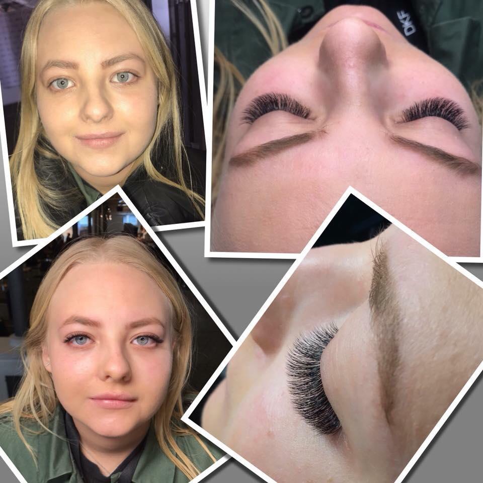 volume eyelashes i københavn