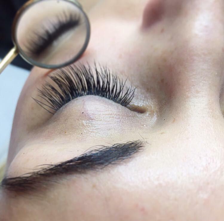 volume eyelashes københavn